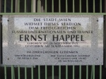 Erinnerungstafel am Ernst Happel Stadion, ©bundesligainwien.at