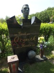 Grab von Ernst Ocwirk am Zentralfriedhof, ©bundesligainwien.at